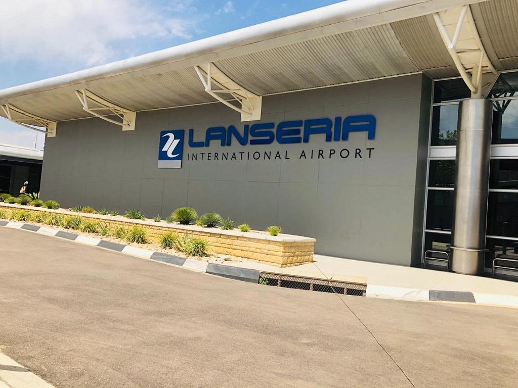 Lanseria International Airport October 2019.