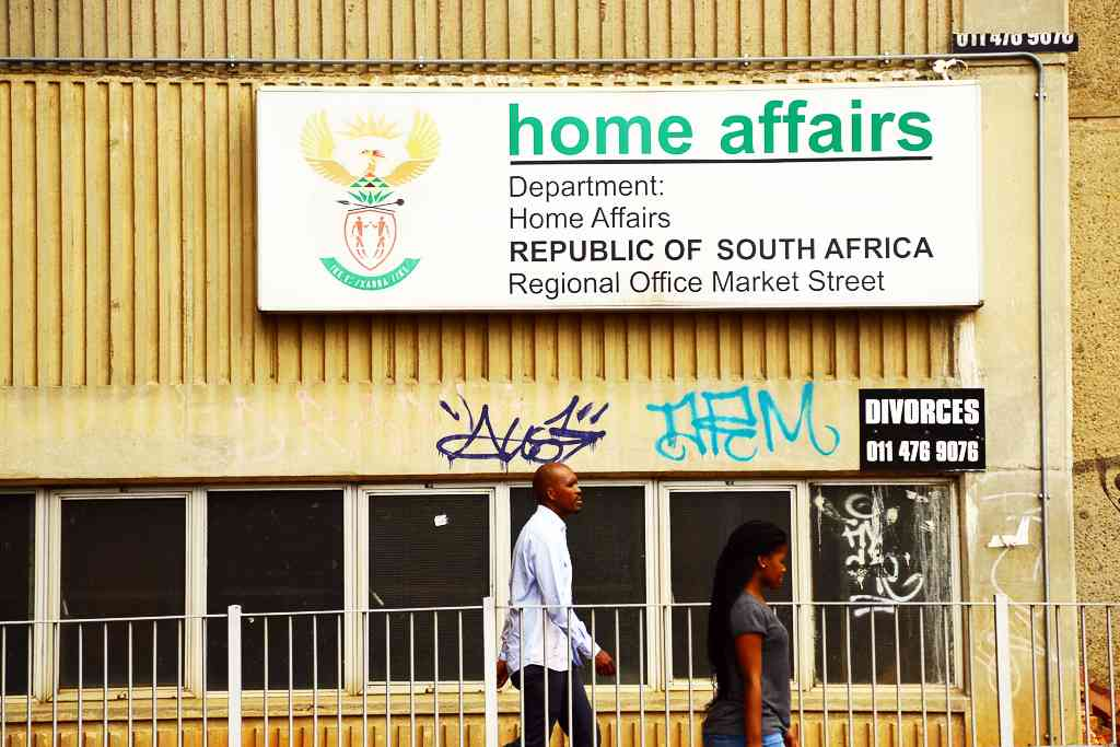 File: The Home Affairs Department outlined temporary measures that are in place to address immigration matters during the lockdown period.