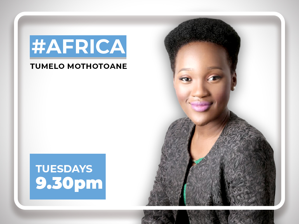 Hashtag Africa Show page image