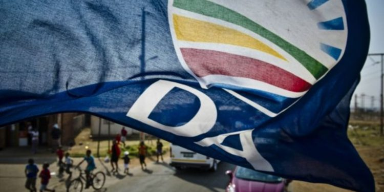 File: The DA now wants to take action against its two members who refused to leave.