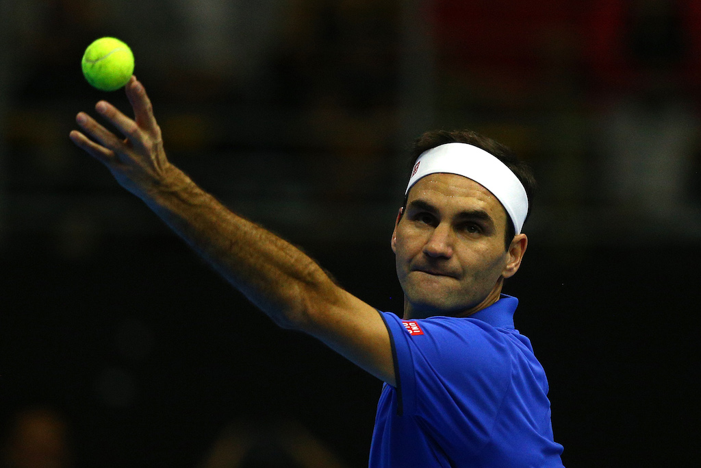 File: Roger Federer said he would miss a number of tournaments, including the French Open in May, after undergoing keyhole surgery in Switzerland last week.