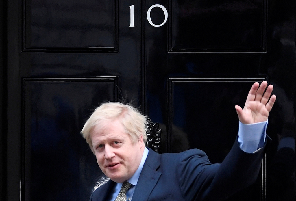 UK PM Johnson eyes Brexit trade deal in July