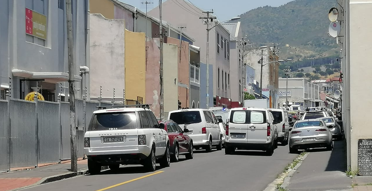 File: Former Hard Livings gang leader, Rashied Staggie, was been shot and killed in Salt River, Cape Town.