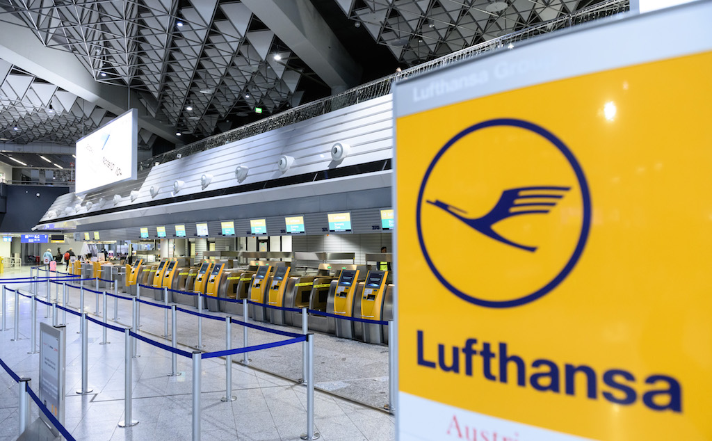 File: The results are the worst quarterly results in Lufthansa's 65-year history.
