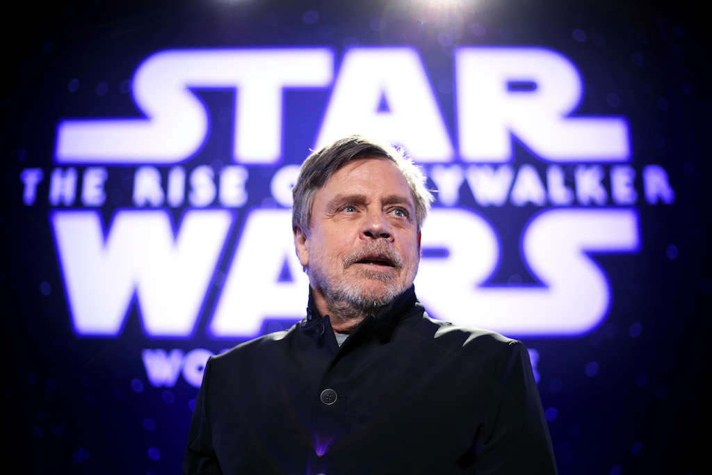 Mark Hamill's message triggered a flood of replies, with many lauding his decision to use his celebrity platform to make a statement about honesty in politics.