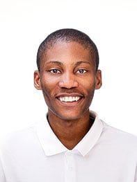 Karabo Tlagadi is an undergraduate finalist from the University of the Witwatersrand.