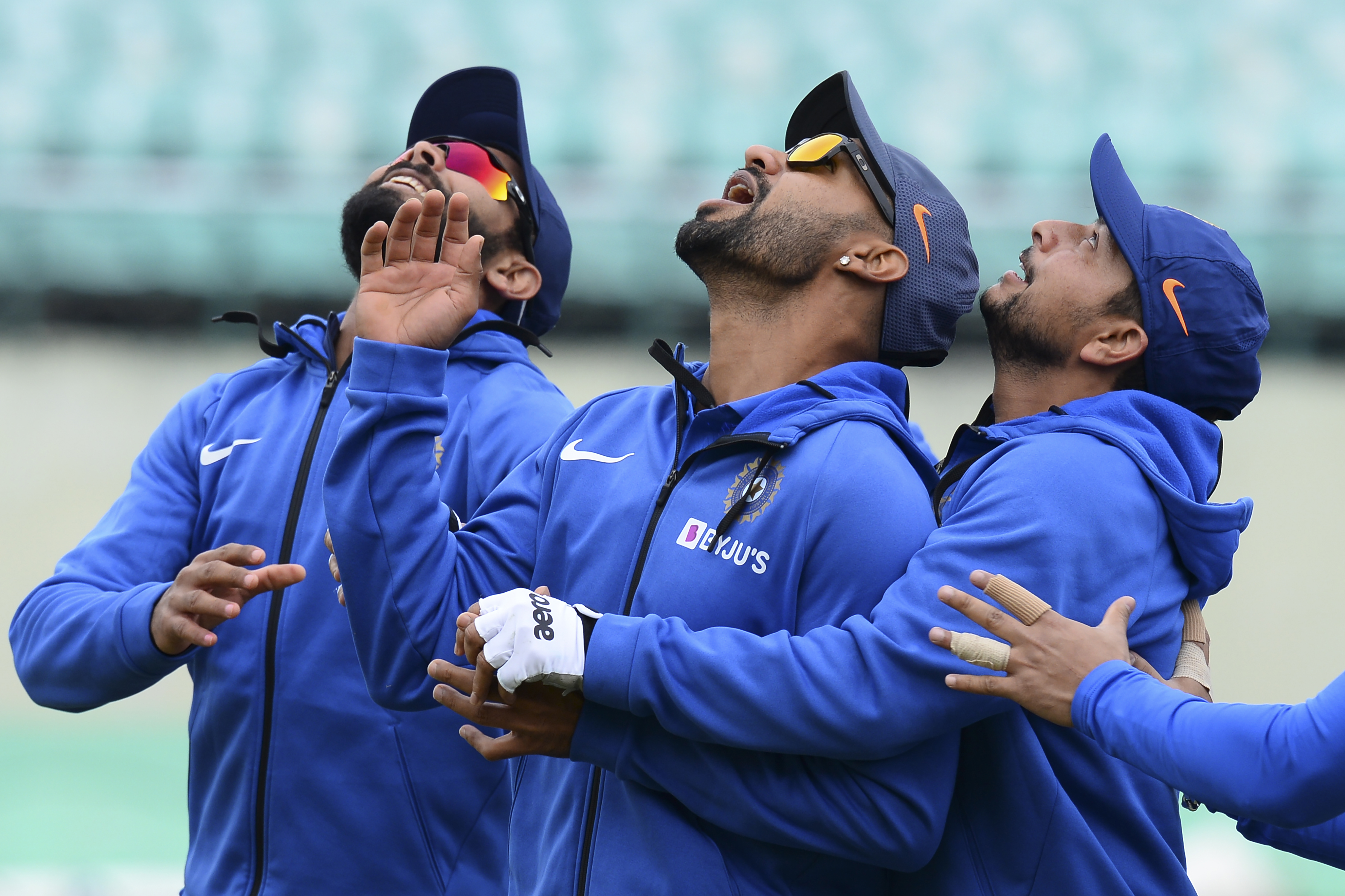 India won't rush players back to training