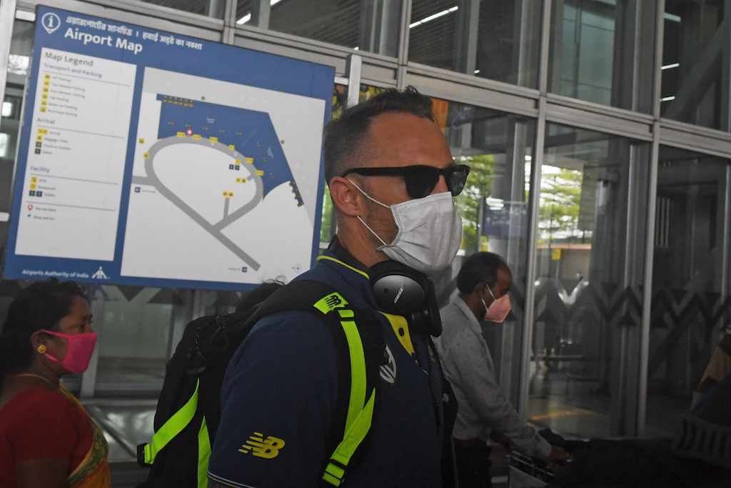 Coronavirus outbreak: South African players to self-isolate for 14 days