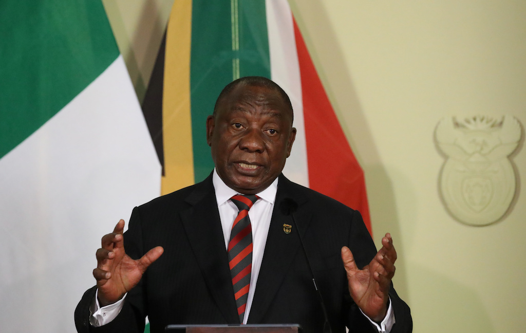 Covid 19 Ramaphosa S Address To The Nation Postponed Enca