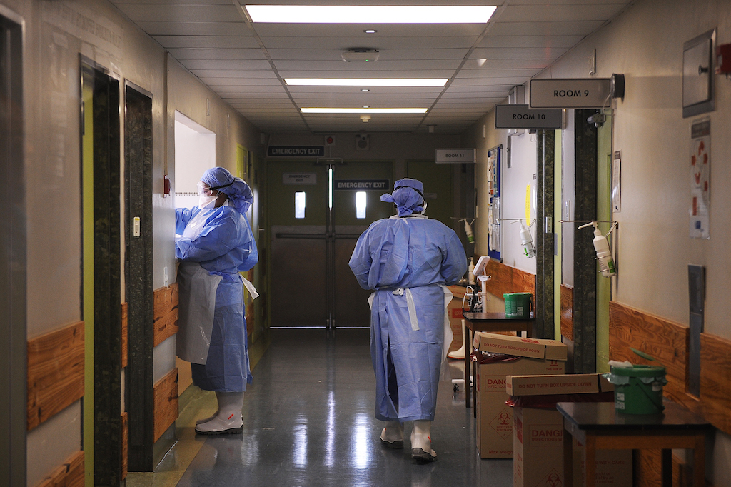 South Africa says it doesn't meet World Health Organization  criteria to lift lockdown