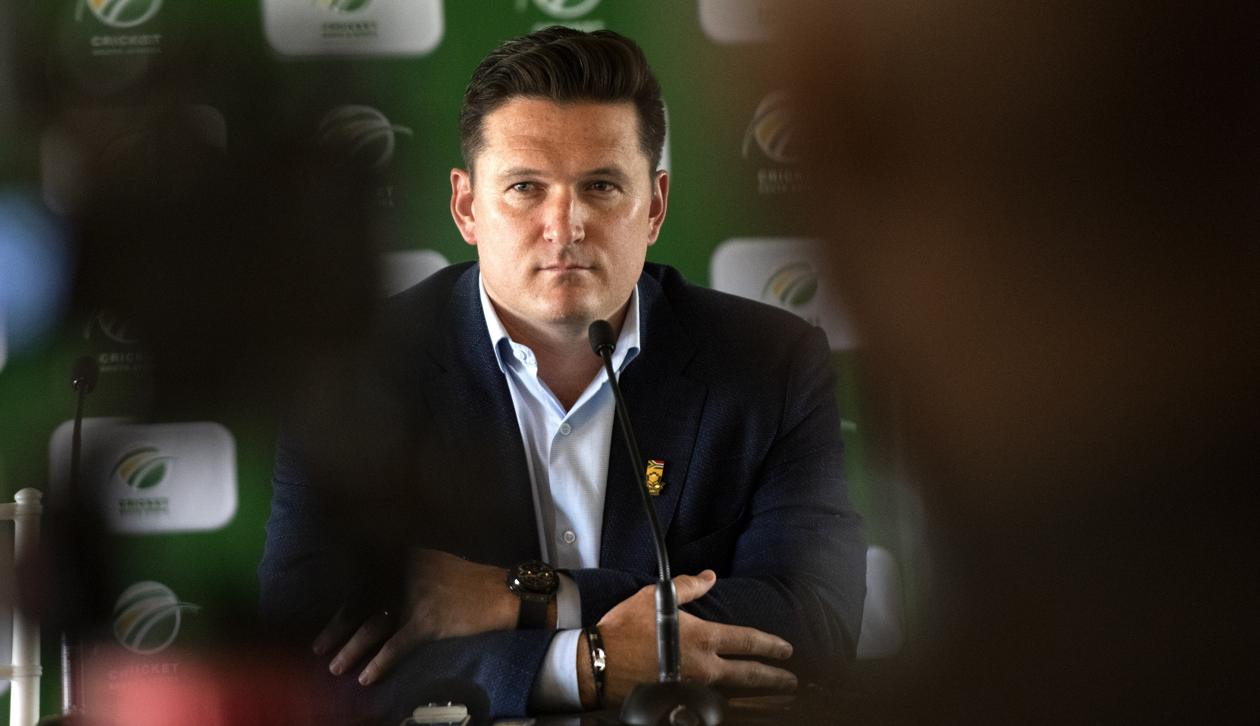 Graeme Smith handed permanent charge of CSA director of cricket