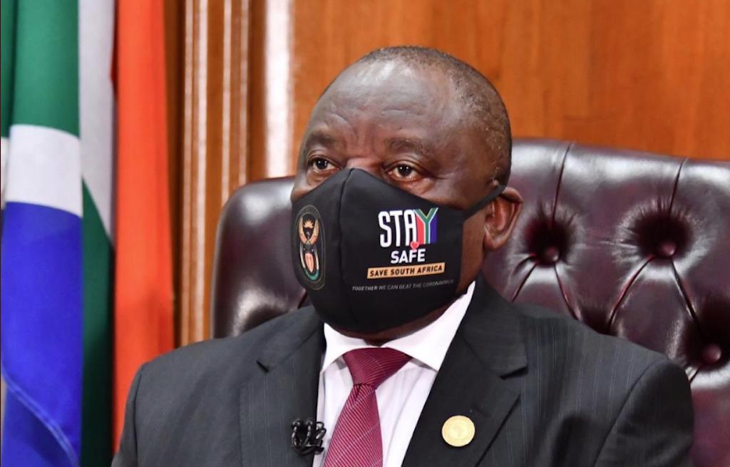 COVID-19: Ramaphosa in self-quarantine   eNCA