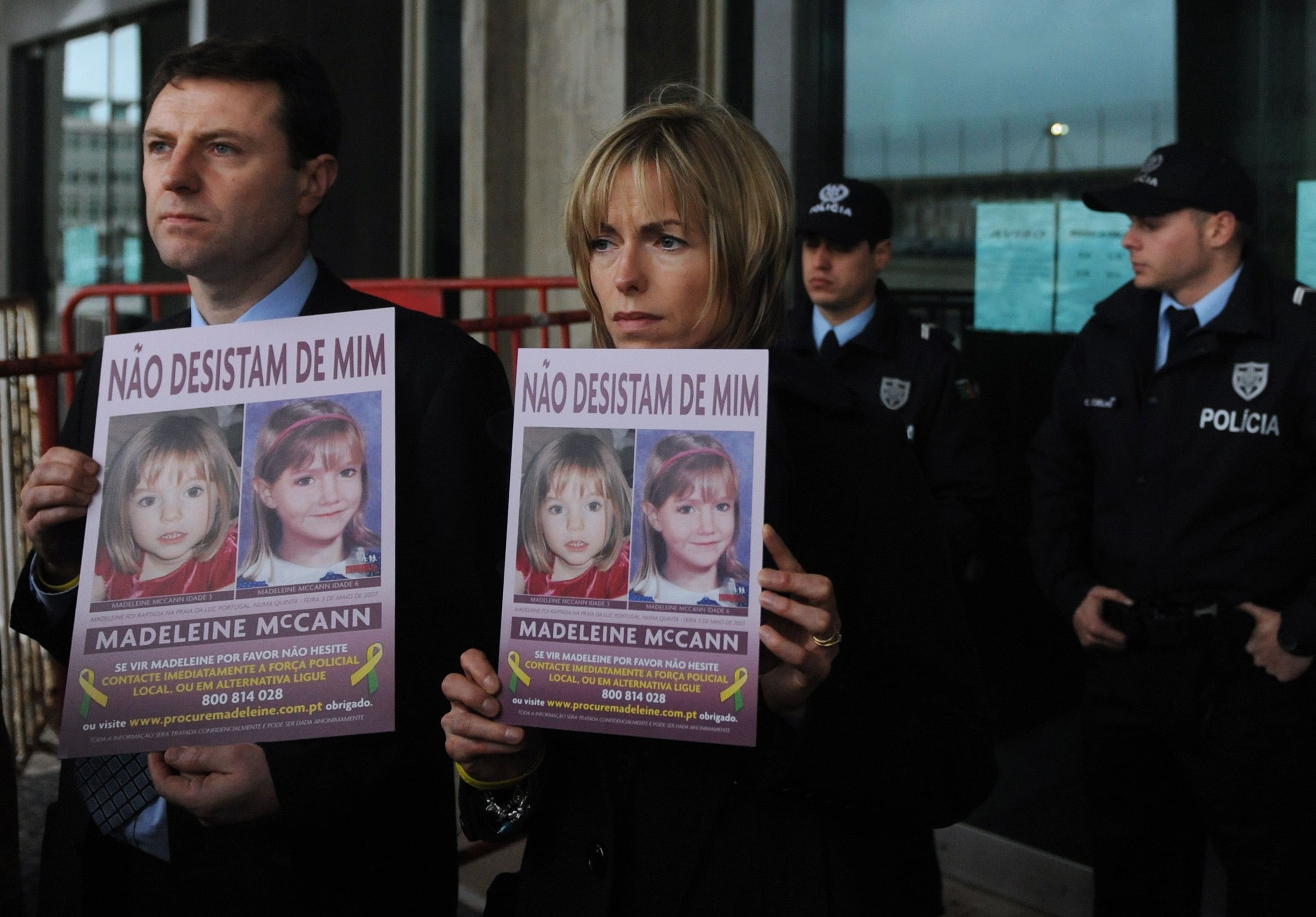 Belgium reopens case with possible link to McCann suspect