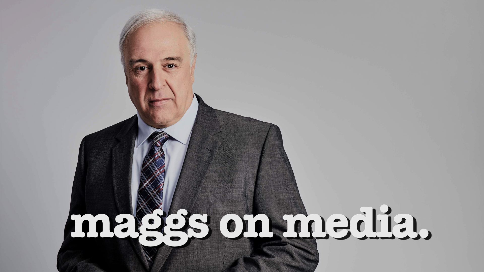 Maggs on Media is a powerful digest of media issues and topical advertising