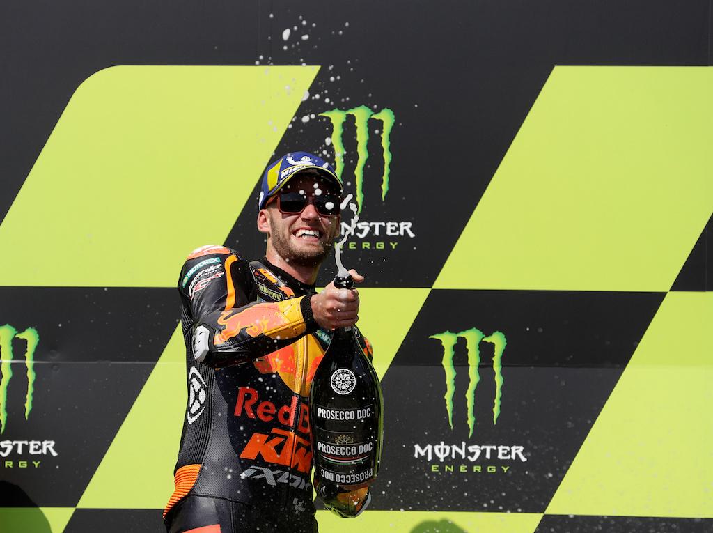 Twitter reacts to Brad Binder's sensational MotoGP win