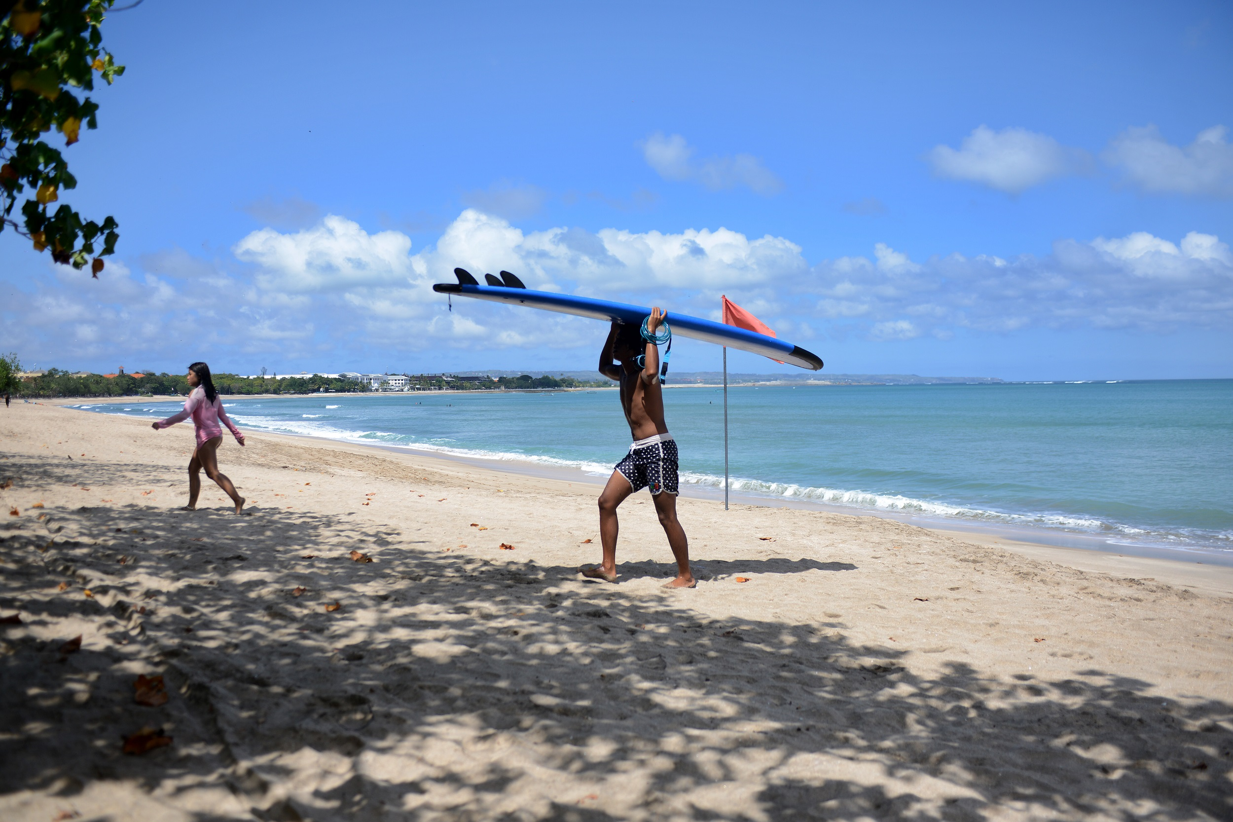 Bali Postpones Plan to Allow back Foreign Tourists Next Month