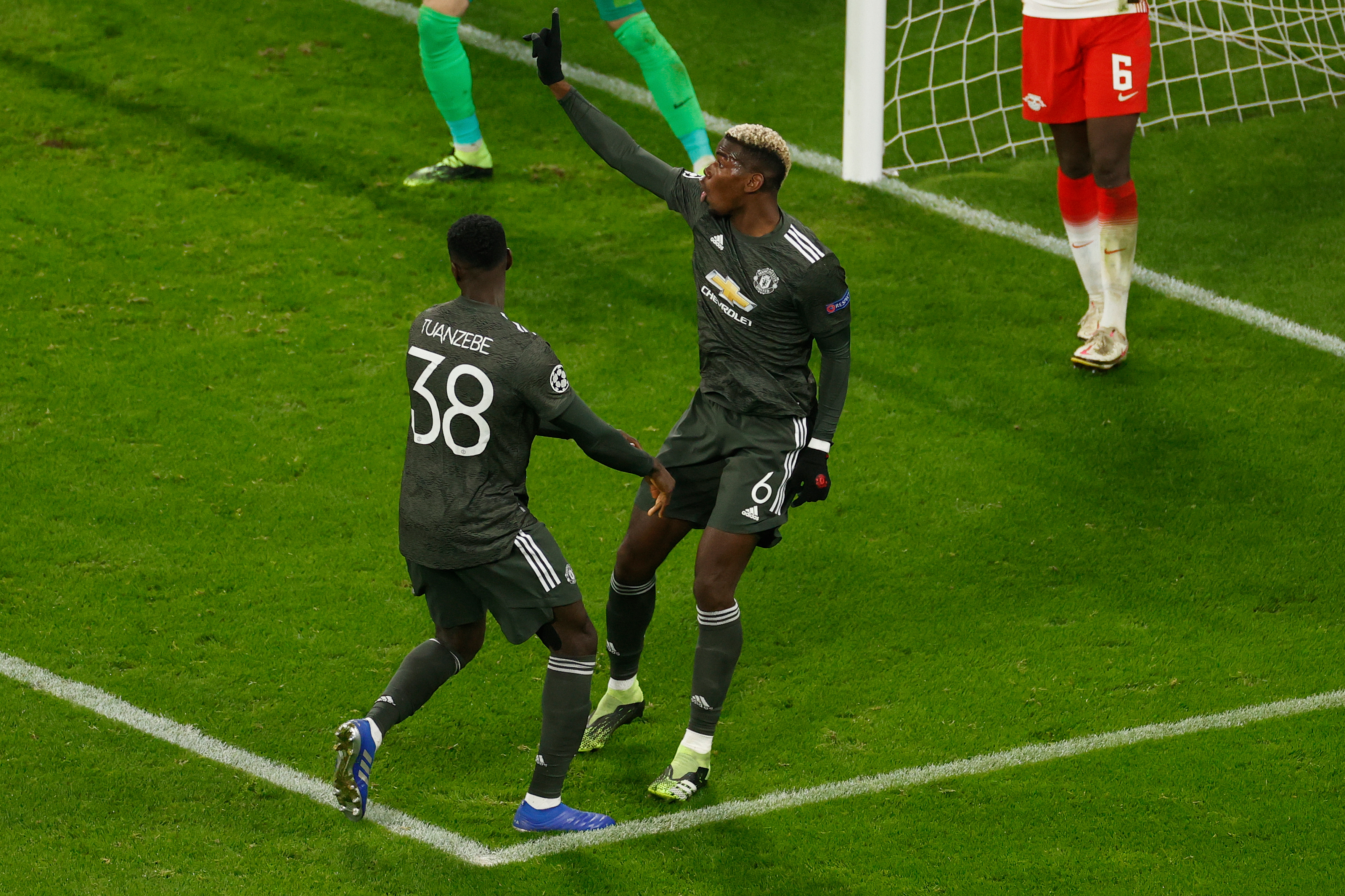 Manchester United knocked out of Champions League after 3-2 defeat against RB Leipzig | Football