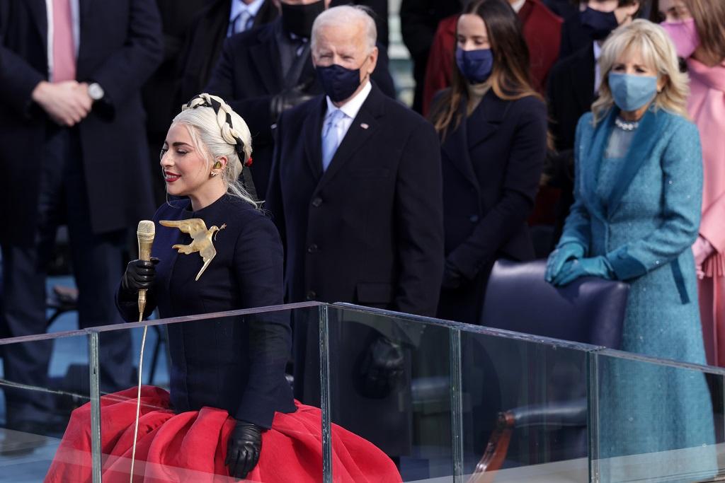 Lady Gaga, JLo kick off inauguration in style   eNCA
