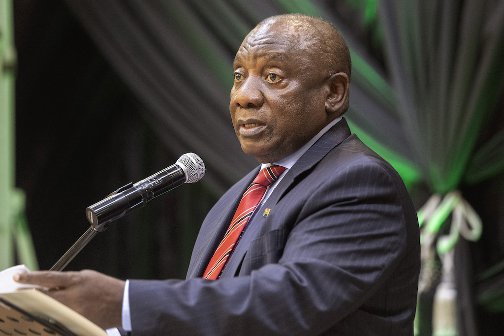 President Cyril Ramaphosa To Hold Family Meeting At 7pm Enca