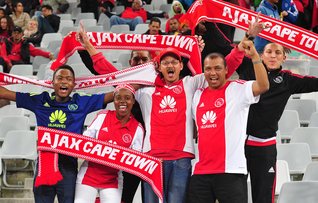 Image result for Ajax Cape Town