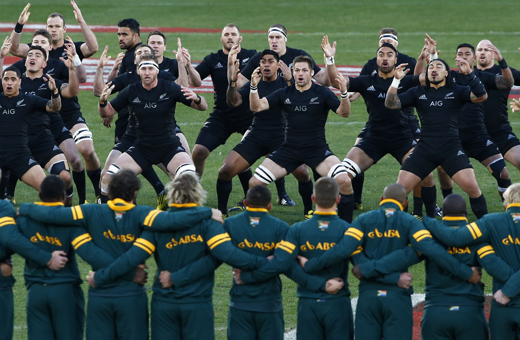 a05ebdb18ee Will the All Blacks' fearsome haka intimidate the Boks? | eNCA