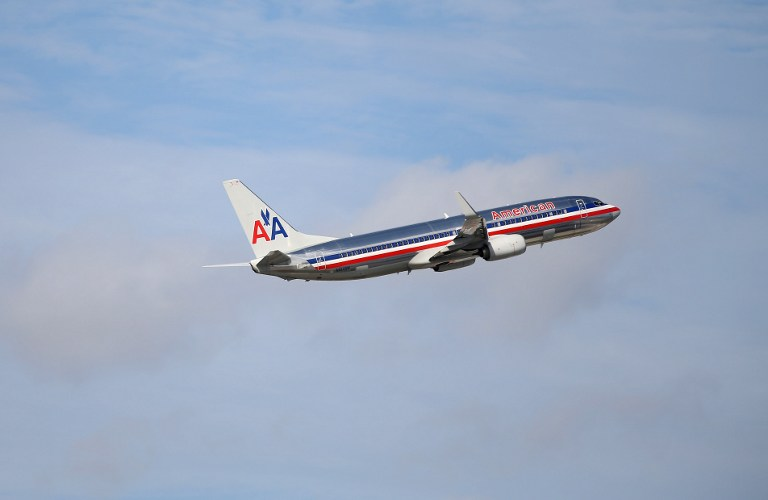 File: American Airlines had previously cancelled all 737 MAX flights through 19 August as it awaited recertification of the aircraft in the wake of the crashes.