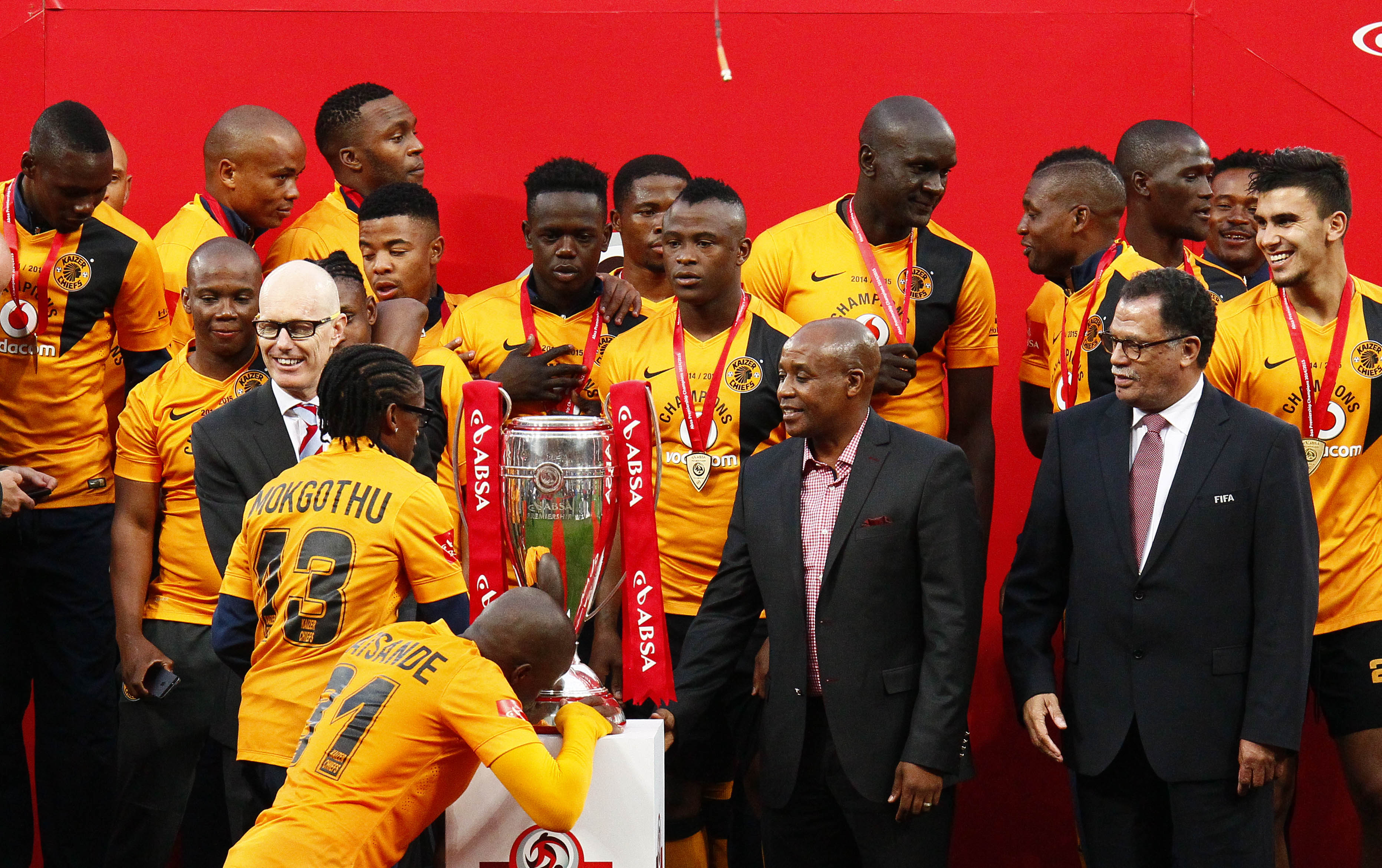 Image result for Kaizer Chiefs championship