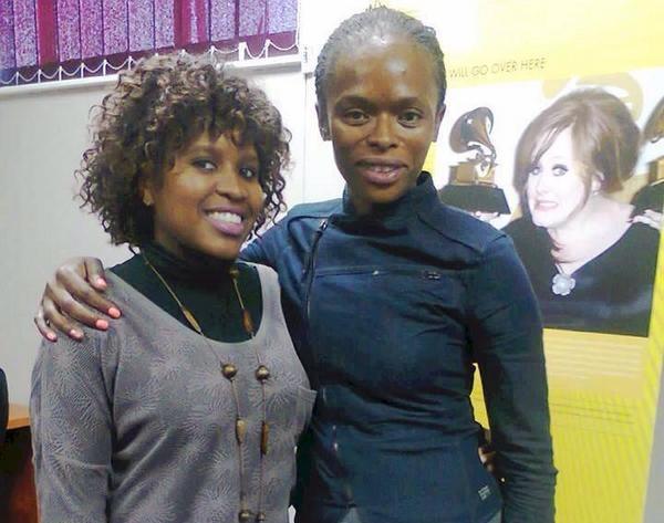 Twittersphere in shock over Unathi Msengana picture | eNCA