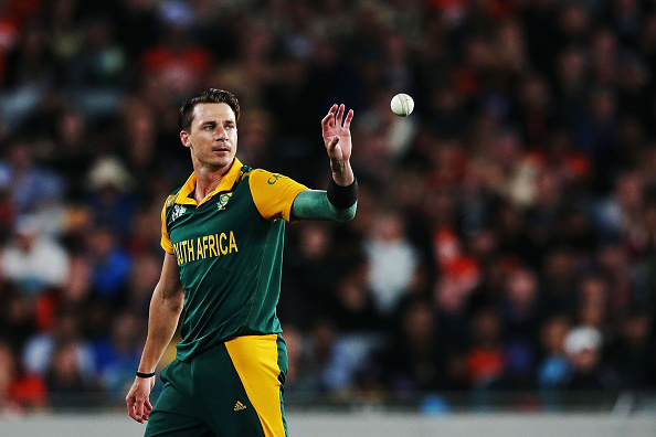 South Africa announce squad for World Cup