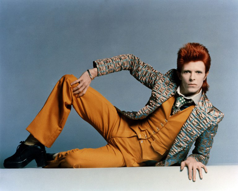 Web Photo David Bowie Photoshoot