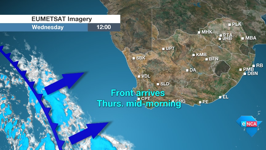 Latest Satpic of Cold Front