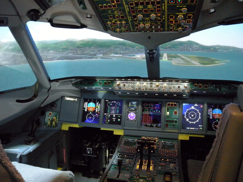 Pilot of missing Malaysian jet built home flight simulator   eNCA