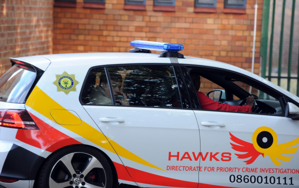 File: The Hawks are on the case, tracking the officers' killers.