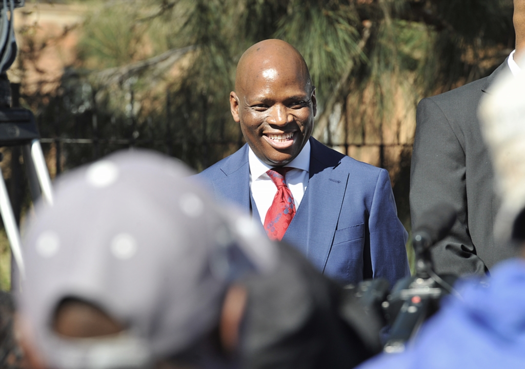 File: Hlaudi Motsoeneng is confident his party will prevail.