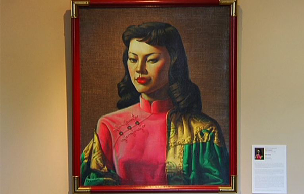 Tiny Home Designs: Tretchikoff Stays In SA Homes And Hearts