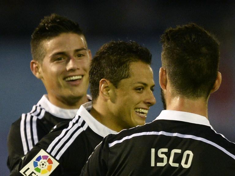365283842 Hernandez stars for Madrid in six-goal thriller