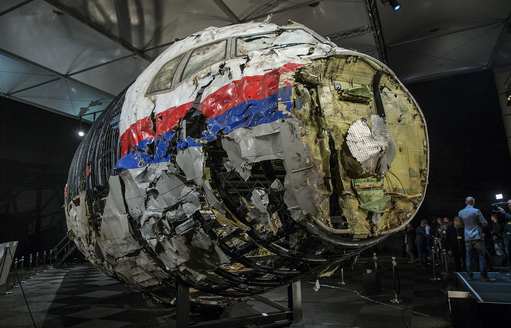 File: MH17 was shot out of the sky over territory held by separatists in eastern Ukraine as it flew from Amsterdam to the Malaysian capital Kuala Lumpur, killing all 298 people on board.