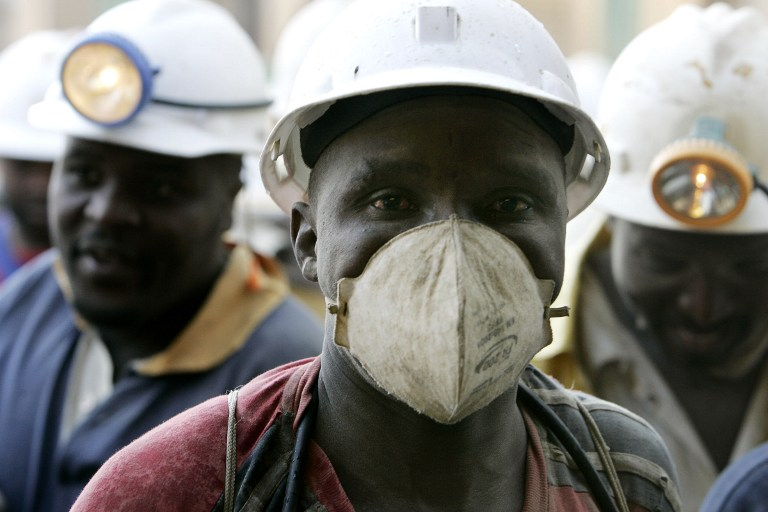 File: The mining industry in the North West province has been hit hard by the COVID-19 pandemic.