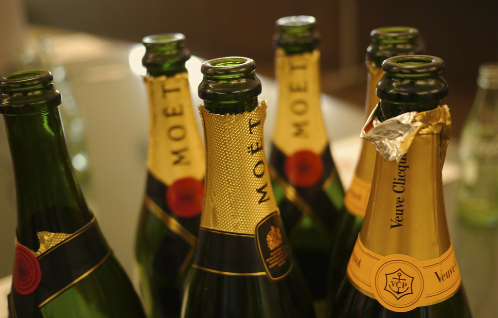 File: Champagne was accidentally invented on this day in 1693.