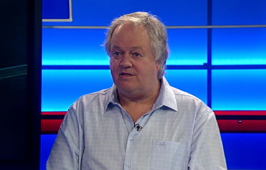 File: SARS initially charged author Jacques Pauw for publishing confidential information in his explosive book, 'The President's Keepers'.