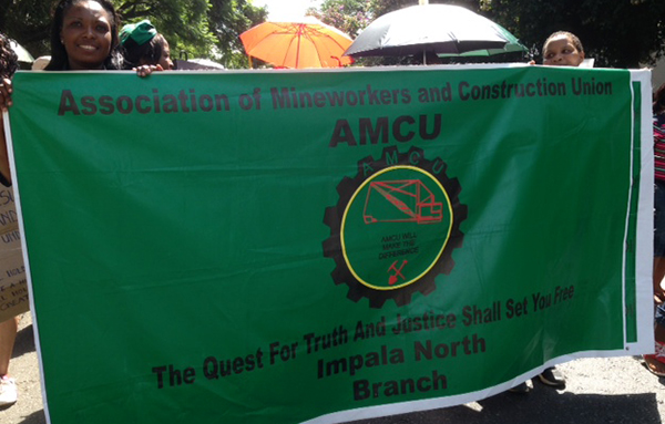 File: Amcu is scheduled to hold its National Congress between 18 and 20 September.