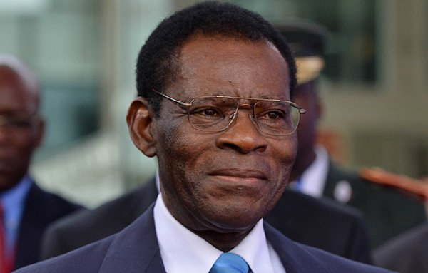 Image result for teodoro obiang nguema mbasogo