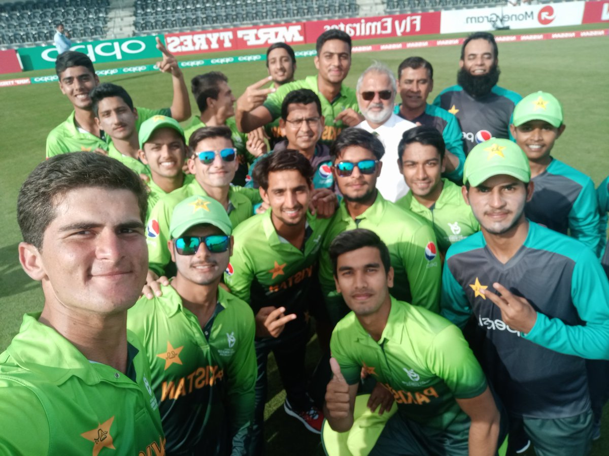 ded1fe7940e South Africa out of U19 World Cup