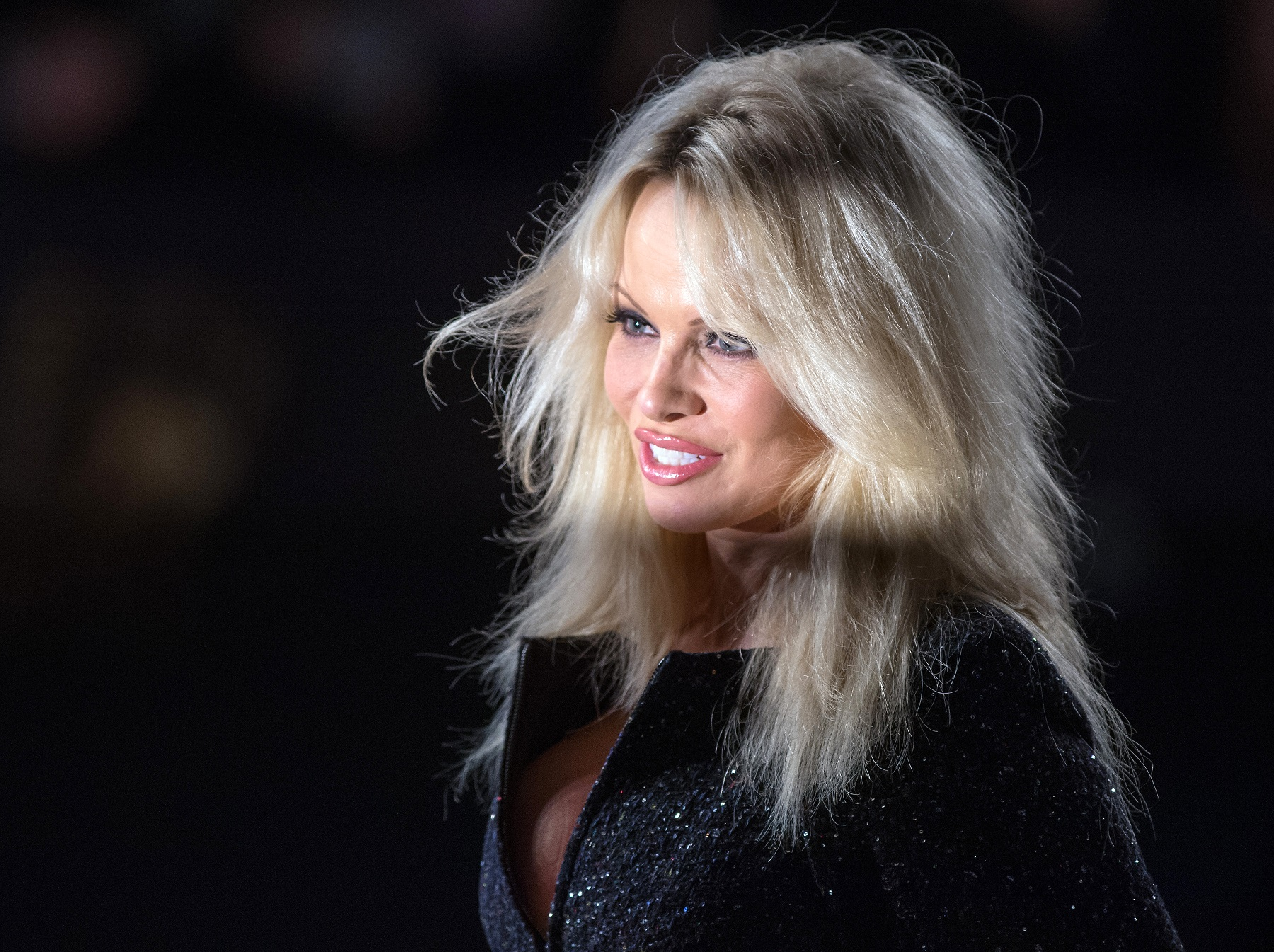 Are Pamela anderson hugh hefner nude
