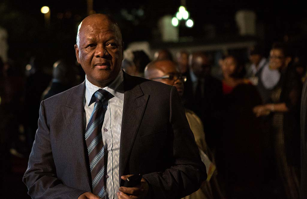 Jeff Radebe at the 2013 State of the Nation Address