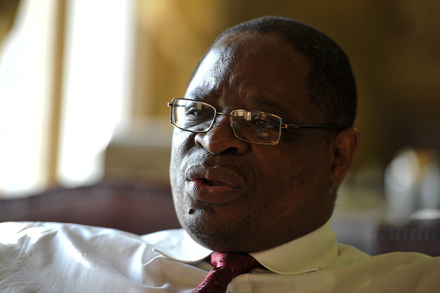 File: Deputy Judge President Raymond Zondo - head of the commission of inquiry into state capture, corruption and fraud in the public sector - has denied DA's request to have access to witnesses.