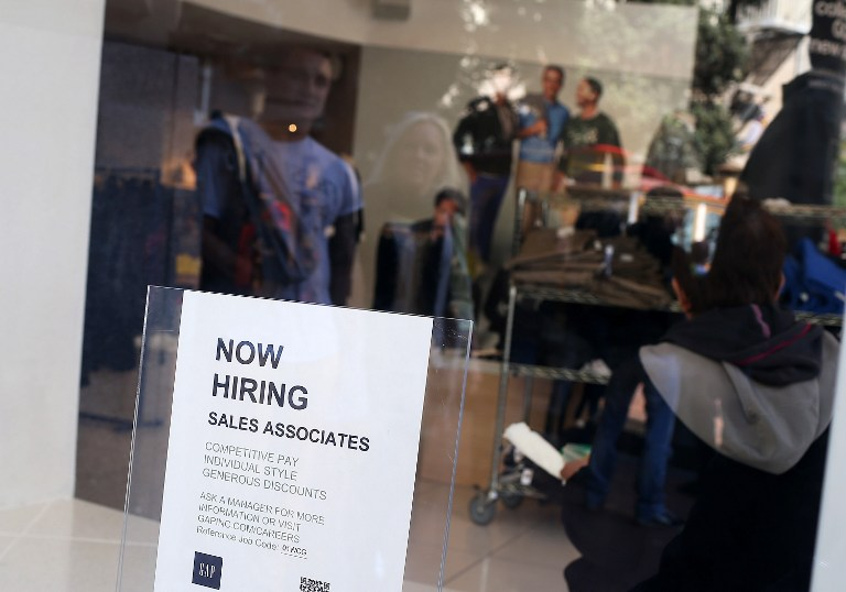 SA unemployment rate still high
