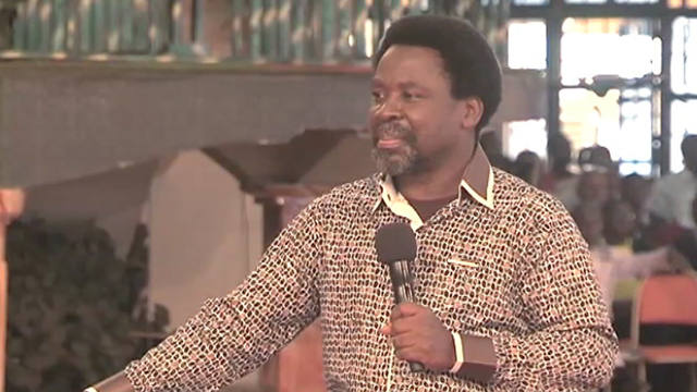 TB Joshua sends money, anointed water to SA families | eNCA