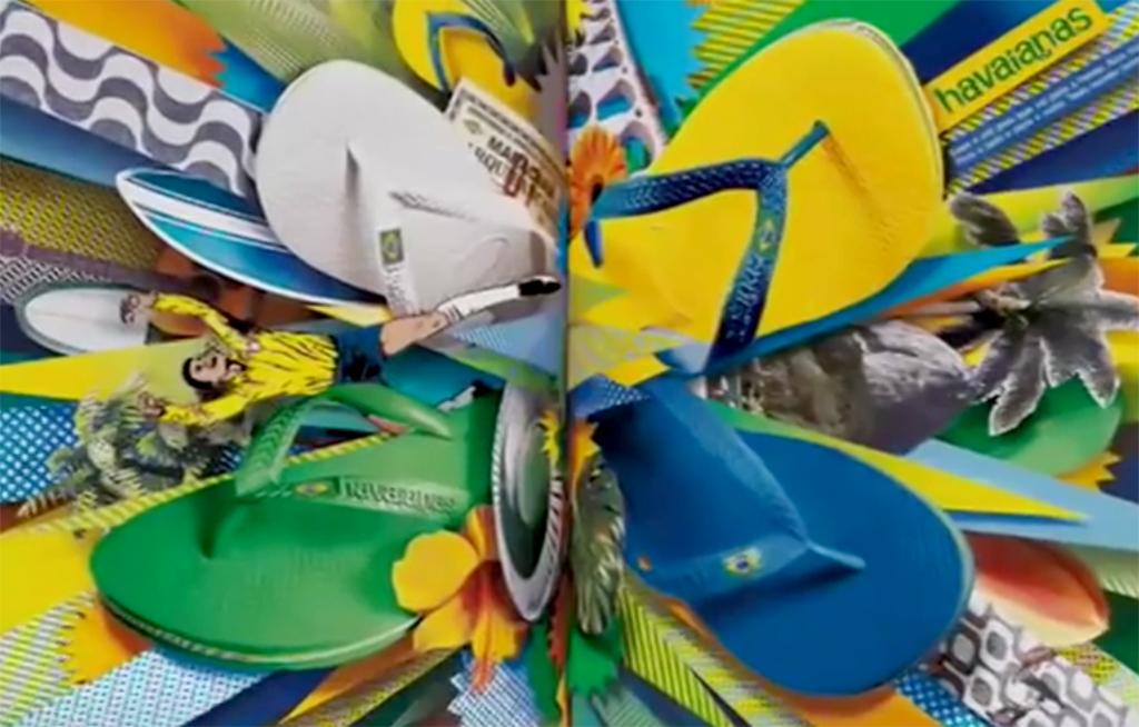 3165d0fda Havaianas  a flip-flop in its image