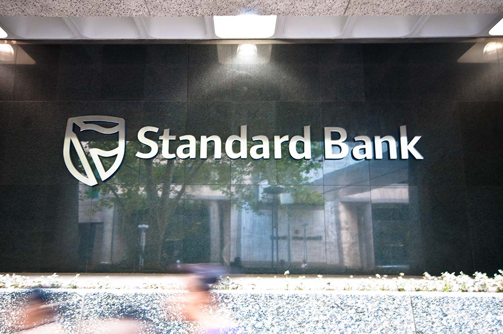 File: Standard Bank expects trading conditions to remain challenging due to technological changes in the industry and increasing competition.​​​​​​​